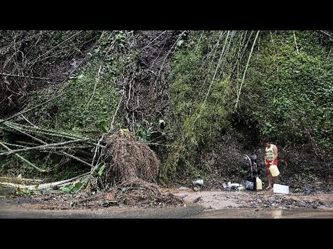 Puerto Rico Needs Water, But Trump Claims Success