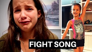 Annie and Hayley - Fight Song