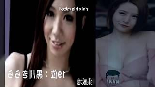 Ngắm girl xinh - Ngực khủng: tổng hợp clip các em hot girl xinh đẹp, siêu vòng 1 - p2