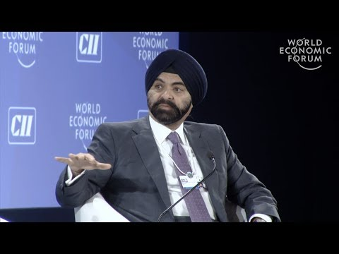 A Conversation with Piyush Goyal and Ajay Banga