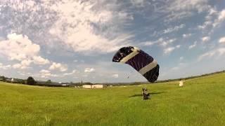 AFF Level 1 Landing