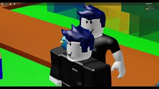 If im playing roblox map what maked my friend with friend (EAR WARNING)