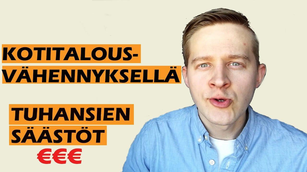 Kotitalousvähennys 2018: Säästä tuhansia euroja remontissa - YouTube