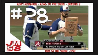 MLB 14: Road to the Show - Trophy Time - [Ep 28]