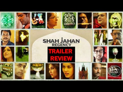 Shahjahan Regency trailer review|Abir|parambrata|swastika |anirban|svf