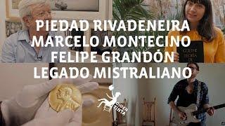 Piedad Rivadeneira y Marcelo Montecino en Ojo en Tinta / T3 C3
