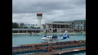 Maldives Seaplane - Male Airport to Westin Miriandhoo Resort, Maldives