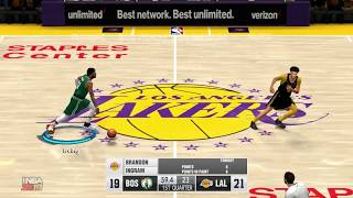 Nba2k14 New Gameplay Modded to 2k19