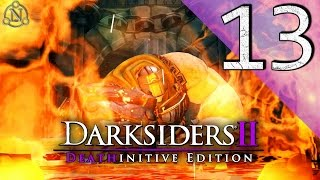 Darksiders II: Deathinitive Edition #13 Der Schmiedehammer [Gameplay/German/Deutsch] - Let