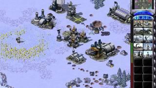 C&C Red Alert 2 Megapack Challenge 1v7 - not heck again v1 - British