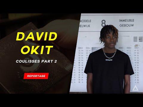 Youtube: En coulisses du clip«Vista» de David Okit