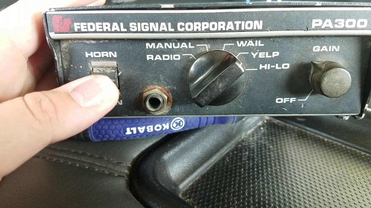 Federal Signal Corporation Pa300 Series Meyers Plow Wiring Diagram ...