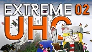 EXTREME UHC | STALKING PLAYERS! | Episode 02