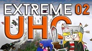 EXTREME UHC | STALKING PLAYERS! | Episode 02