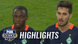 Video Gol Pertandingan Vfb Stuttgart vs Werder Bremen