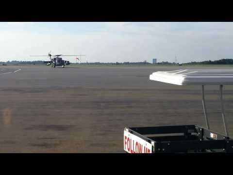 Blackhawk at Corporate air