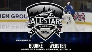 Week 6 AIHL All-Star Weekend (04/06/17)