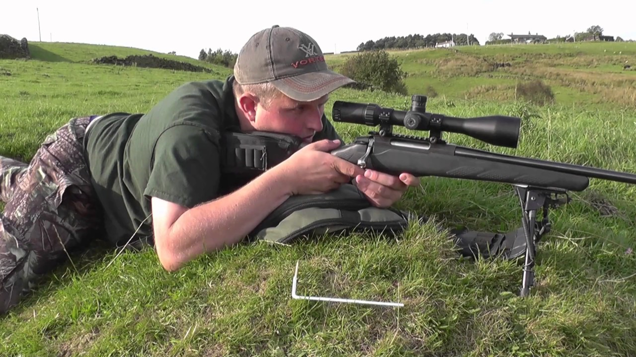 Tikka T3 Long Range Varminting Compilation  223 and  243