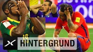 WM-Quali: Diese großen Teams scheiterten bereits | WM-Quali | Italien Schock | Rückblick | SPOX