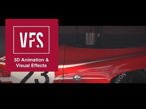 Lap of Honour - Vancouver Film School (VFS)