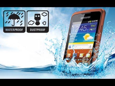 Samsung B2710 Xcover Test Erster Eindruck - YouTube