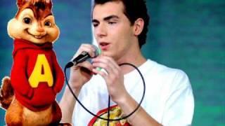 Kamil Bednarek Dancehall Queen Remix - Alvin and the chipmunks