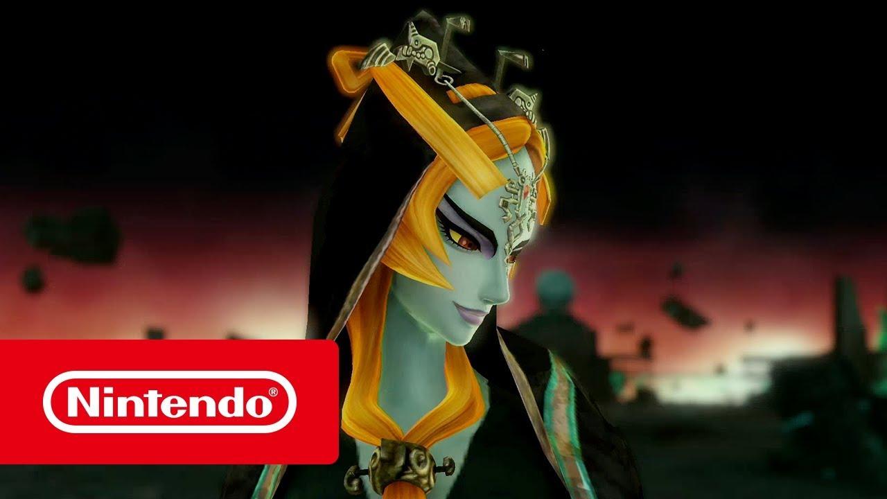 Hyrule Warriors: Definitive Edition - Présentation des personnages 4 (Nintendo Switch)