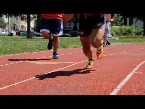 Competition Sprinting Rules | Sprinting