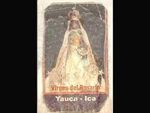 Virgen Del Rosario De Yauca By Jesusnew1