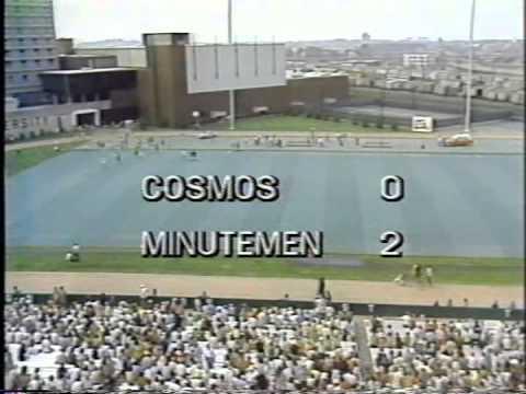 NY Cosmos at Boston Minutemen NASL Soccer 8/3/75