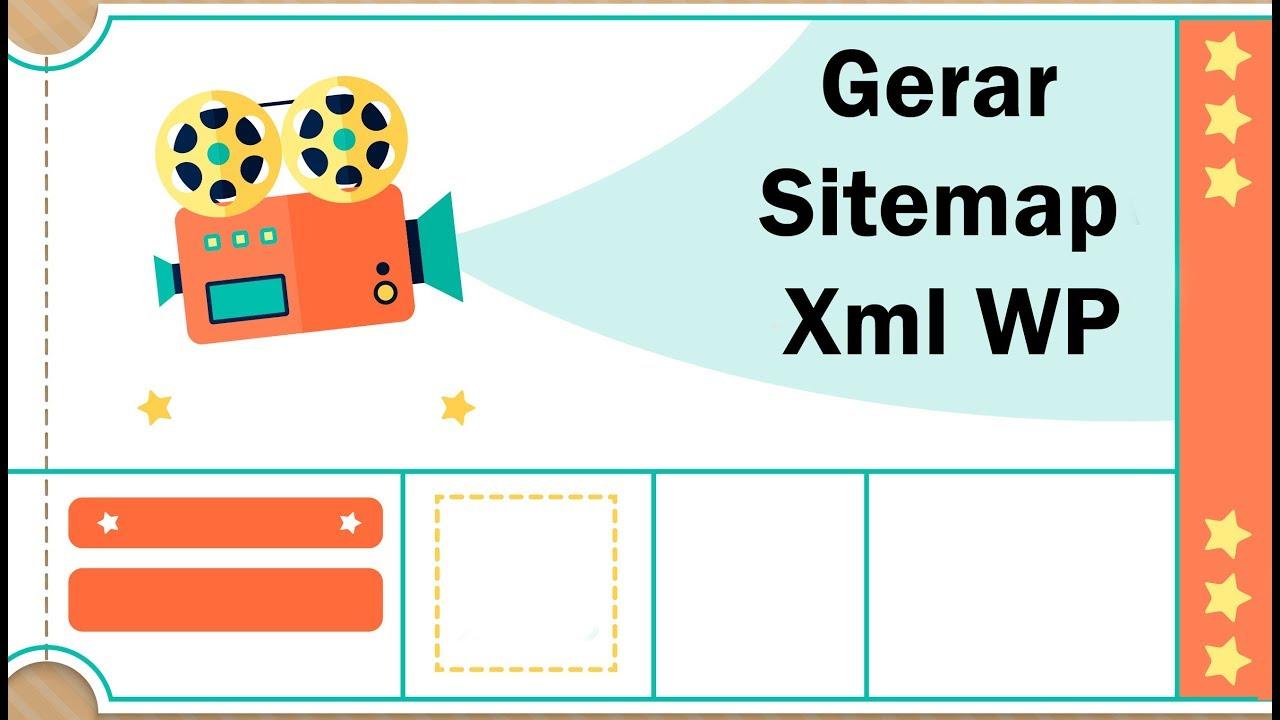 como gerar sitemap xml para wordpress youtube
