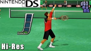 Top Spin 2 - Nintendo DS Gameplay High Resolution (DeSmuME)