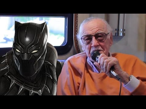 Stan Lee on why Black Panther is his most anticipated Marvel movie