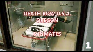 Gambar cover OREGON'S DEATH ROW - 5 INMATES #1