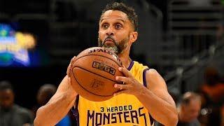 Mahmoud Abdul-Rauf (14 pts) Full Plays vs Triplets | Week 7, Season 3, BIG3 Basketball
