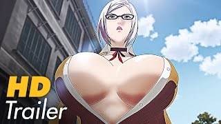 PRISON SCHOOL Season 1 TRAILER | Japanese Anime Series (2015)