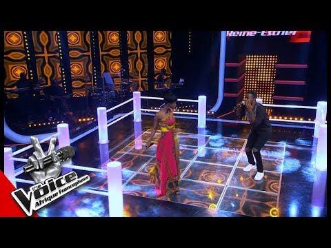 Intégrale Fulbert vs Reine Esther Les Battles   The Voice Afrique Francophone 2017