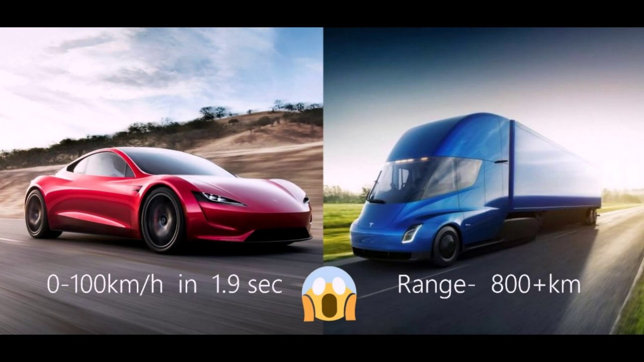 Tesla Semi Truck Interior Price Inside And Battery Review