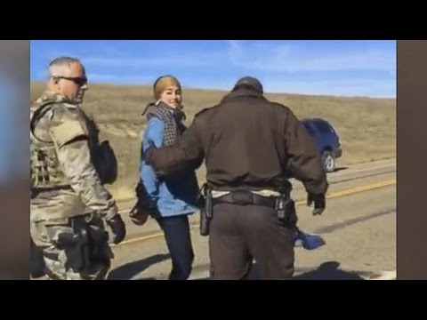 Actor Shailene Woodley On Her Arrest, Strip Search and Dakota Access Pipeline Resistance