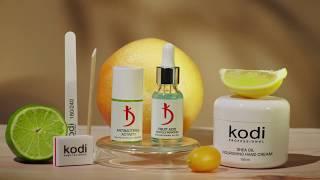 Beauty наборы для домашнего ухода от KODI PROFESSIONAL