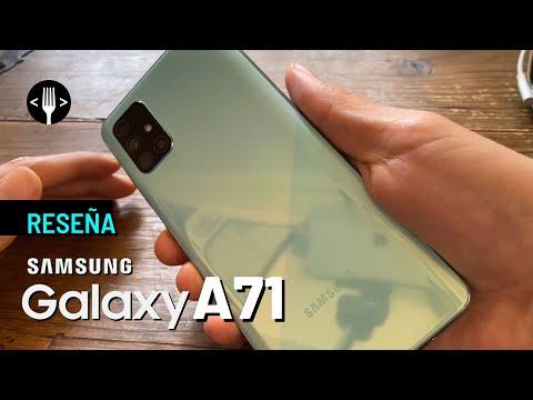 Reseña: Samsung Galaxy A71