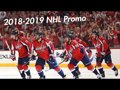 NHL 2018-2019 Season Promo/Pump Up (HD)