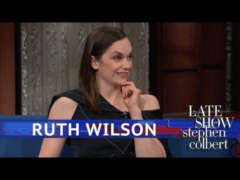 Ruth Wilson: When An Audience Screams 'Is There A Doctor?'