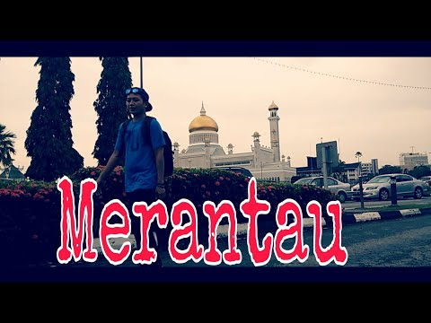 MERANTAU (lagu Sedih)