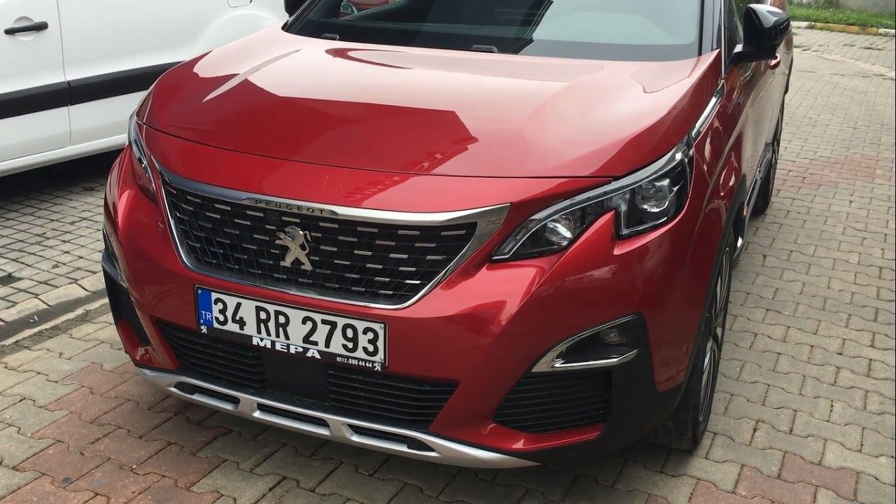 2016 Yeni Peugeot 3008 Test - YouTube