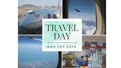 Orlando, Florida - May 2018 - Travel Day