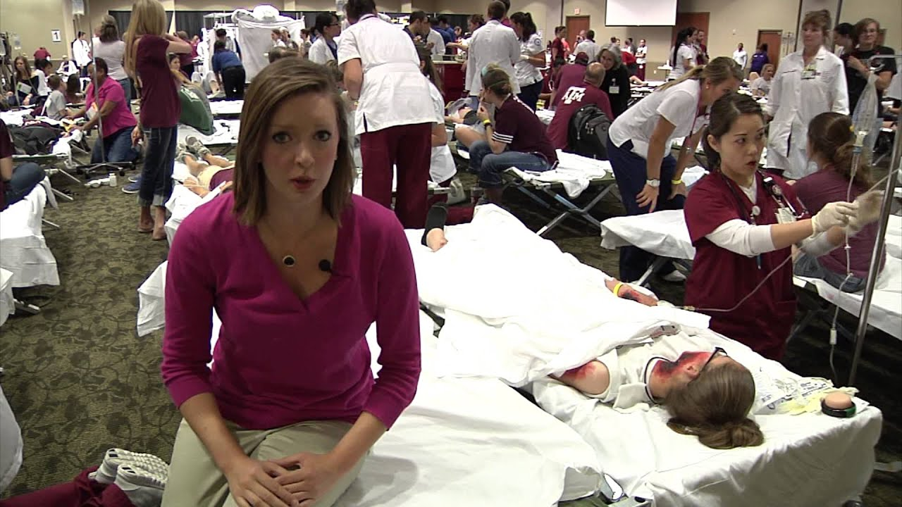 Travel Nursing in a Disaster - Wandering Nurses