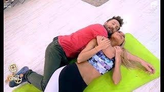 Râzi cu lacrimi! Poziții de dormit în cuplu