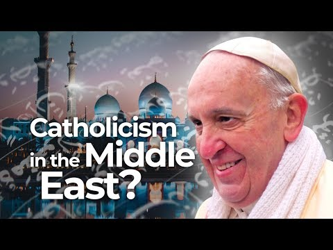 Why did POPE FRANCIS visit ABU DHABI? - VisualPolitik EN