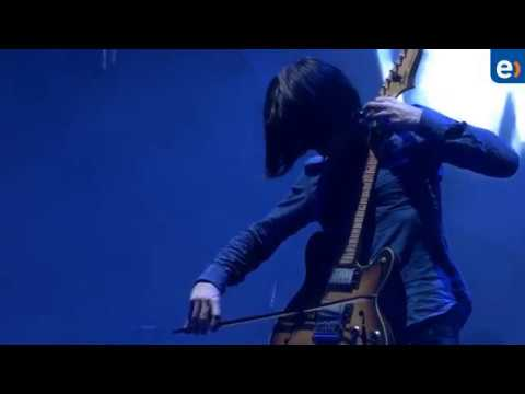 RADIOHEAD En Chile 2018 || Pyramid Song